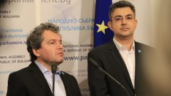 Йорданов се обърна към журналистите, за да ги обвини за оттеглянето на Момчил Иванов като кандидат за министър
