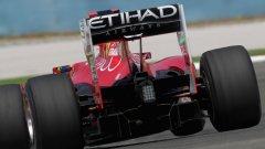 Промените в задната част на болида на Ferrari ще са готови за Валенсия