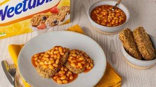 И как бобът върху зърнена закуска скара Великобритания и САЩ