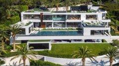 Това е най-скъпата къща в света, тя струва 500 милиона долара.