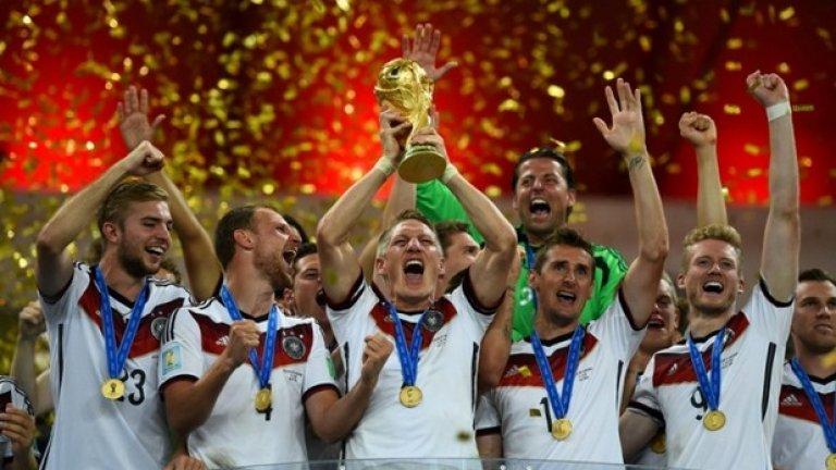 Все пак успехът на Германия бе впечатляващ, като играчите на Йоаким Льов завършиха цикъл на изграждане на шампионски отбор, започнал преди повече от десетилетие.