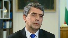 За първи път в прощалното си интервю държавният глава коментира своето бъдеще, отношението си с вицепремиера Маргарита Попова, загубата на сина си и това, че е бил обект на изключително задълбочена 17-месечна данъчна проверка