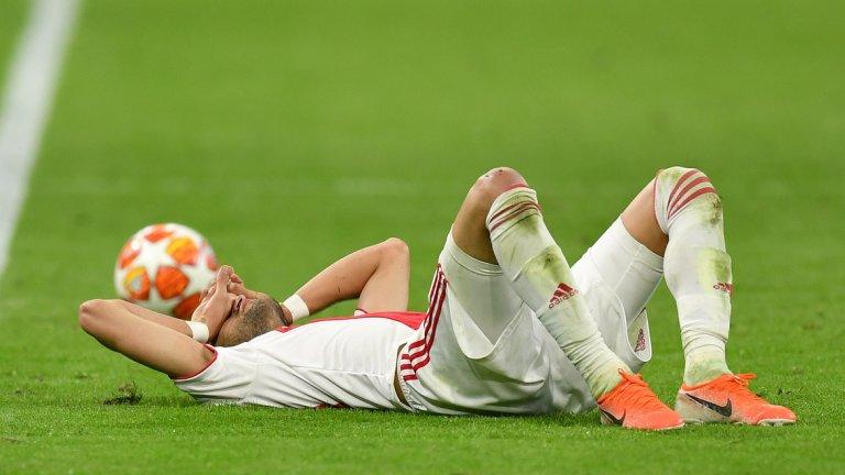 Аякс показа великолепен футбол в това издание на турнира и дребни детайли не достигнаха за класиране на финала