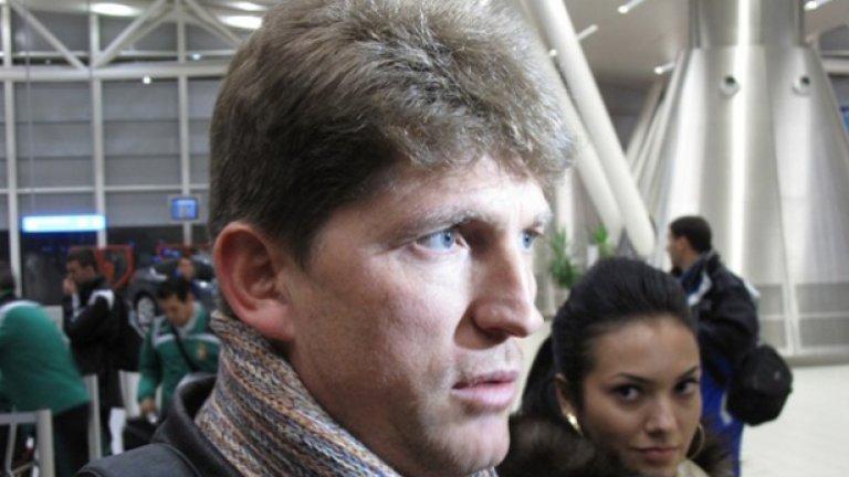 Стоилов отново атакува Лудогорец и обяви ЦСКА за морален шампион