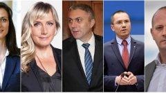 5 партии имат шанс да влязат в Европейския парламент