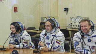"""""""Роскосмос"""":Холивуд - 1:0. Русия вече снима първия филм в орбита"""