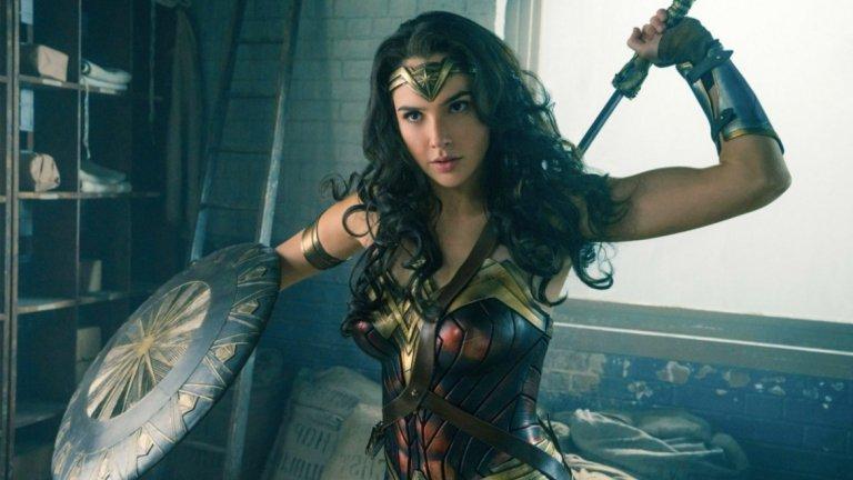 Новият филм по комикс за Жената чудо направи рекордни приходи, оборвайки тезата, че филми с главни героини жени не се гледат толкова много.