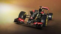 Lotus E23 е с двигател Mercedes и трябва да е по-успешен от предшественика си