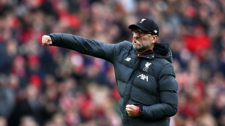 Юрген Клоп има договор с Ливърпул до 2024-та.
