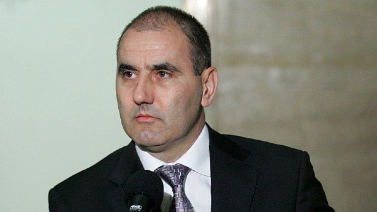 Цветан Цветанов: Всичко си казах,но поне видяхме кой обслужва организираната престъпност