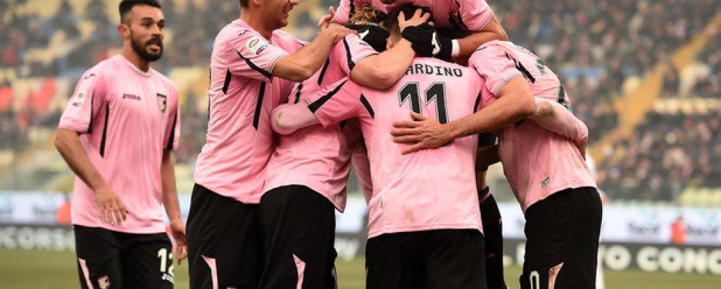 16. Палермо – 39 точки Въпреки огромните промени, които направи президентът Маурицио Дзампарини, сицилианците по някакъв начин успяха да оцелеят в един от най-странните сезони за тима.