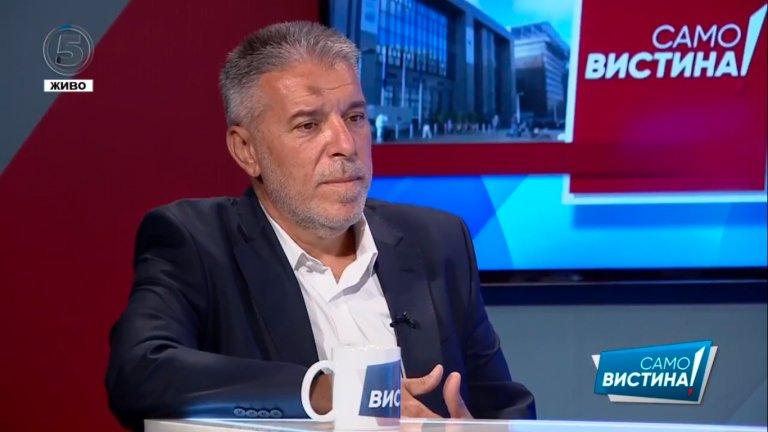 Според съпредседателя на двустранната комисия по историческите върпроси с България македонската нация се е създала през XIX век