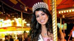 Прелестната Рима от щата Мичиган е дъщеря на ливански емигранти, приели католическата вяра