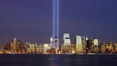 Възпоменателна церемония на Кота нула в памет на загиналите на 11 септември 2001 г.