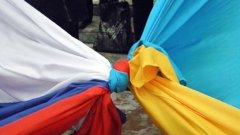 Междувременно стана ясно, че Киев и Кремъл текат преговори за освобождаването на моряците, заловени в Керченския пролив