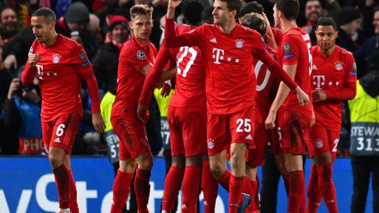 Разбира се, победите на немските отбори в първите мачове не им гарантират нищо. Всъщност единствено при Байерн изглежда съвсем сигурно, че съперникът ще бъде отстранен