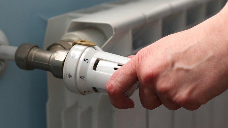 От дружеството напомнят на потребителите да отворят максимално вентилите на радиаторите