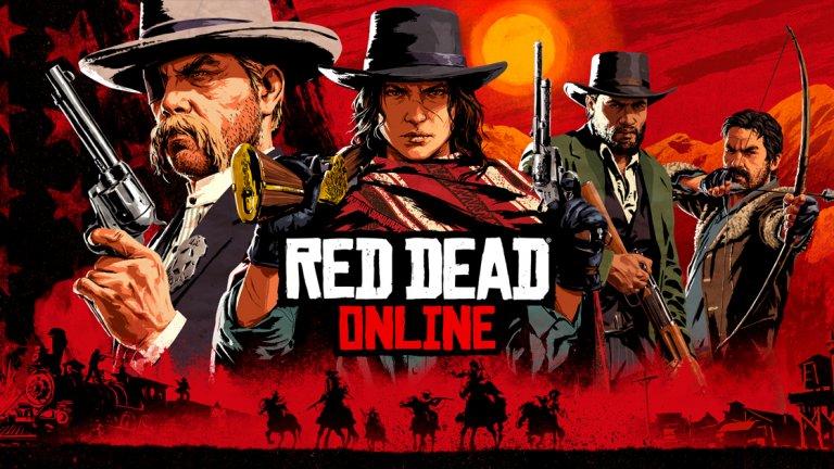 Red Dead Online  Red Dead Redemption 2 плени почитателите си с изпипаната си графика и интересен сюжет, който държи пред екрана часове наред (казваме го от личен опит). В тази онлайн версия имате възможността да правите почти всичко, но плюсът е, че можете да си извикате и компания, с която да отидете на лов, в салона или да организирате един светкавичен обир. Из света на Red Dead Online има разпръснати и разнообразни мисии за изпълнение, с които да напредвате и да ви държат нащрек. Играта предлага и предизвикателства като състезание с коне или дуел, на който да предизвикате някой опонент.