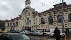 Евакуирани са Халите в София (обновена)