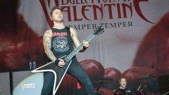 Bullet For My Valentine бяха и в България - миналата година на Sofia Rocks 2013