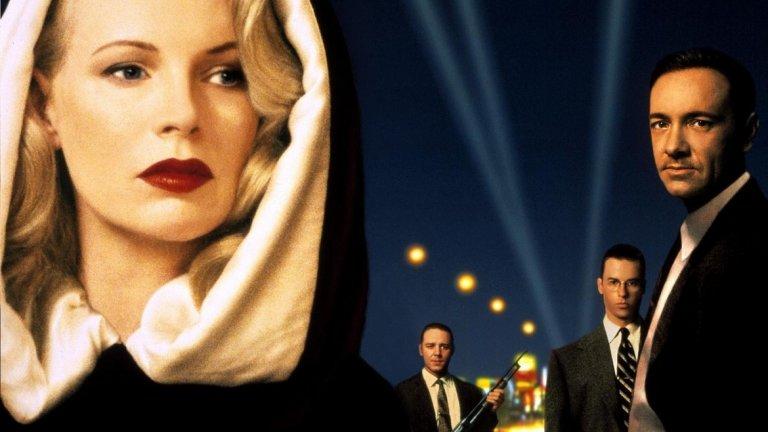 Да се надяваме, че никой и никога не ще изреже Спейси от този филм. Не и от този.