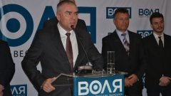 Лидерът на Воля многократно обвини ВМРО в прокарване на лобистки закони в услуга на ДПС