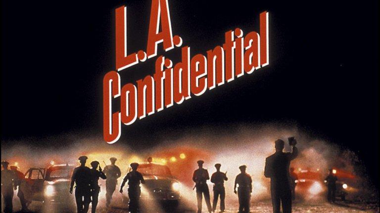 """Среднобюджетните филми като """"Поверително в Ел Ей"""" днес се продуцират все по-трудно."""
