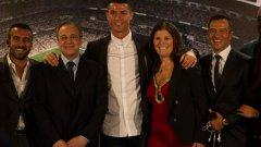 """След 9 години Роналдо е на път да си каже """"сбогом"""" с Реал Мадрид и """"Сантяго Бернабеу"""""""