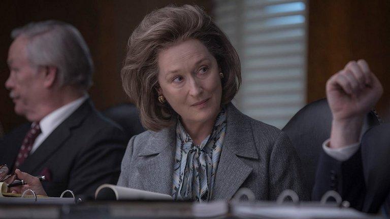 """Мерил Стрийп е най-многократно номинираната актриса в историята на """"Оскарите"""" - общо 21 пъти, включително за тазгодишния филм """"Вестникът на властта"""". Стрийп има """"само"""" три награди - за """"Крамър срещу Крамър"""", """"Изборът на Софи"""" и """"Желязната лейди""""."""