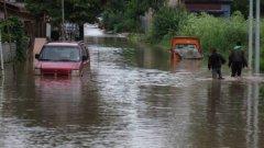 350 човека от село Странско се евакуират, очакват се още внезапни наводнения на територията на цялата страна