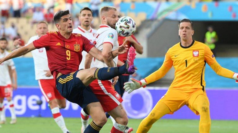 Нападателите пак провалиха Испания