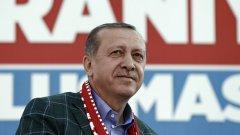 Турция се намира на ръба на историческа промяна