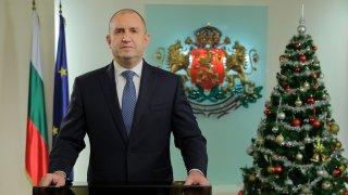 """""""Братството на почтените хора се роди на площадите"""", каза президентът в новогодишното си обръщение"""