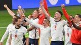 Англия - Италия и още футбол по телевизията в неделя