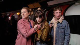 """Във """"Война на световете"""" Дейзи Едгар Джоунс играе ролята на Емили Грешам - независима тийнейджърка с водещо значение в новия свят. Ето и какво разказва актрисата за участието си в сериала."""