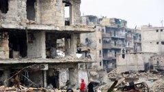 Започна евакуацията на 5 хиляди войници и членове на техните семейства от източно Алепо. Това заяви руският началник на генералния щаб Валери Герасимов