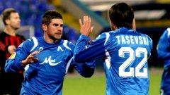 Дарко Тасевски започна тренировки с топка от днес