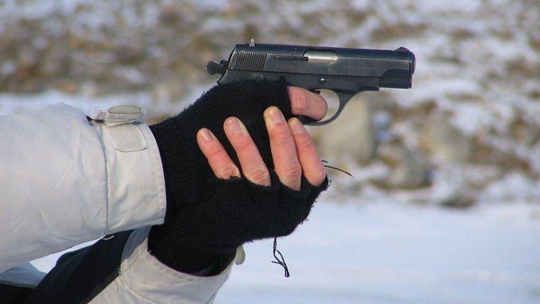 """Пистолет """"Застава"""" М70"""