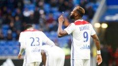 Муса Дембеле наниза 23 гола за Лион през миналия сезон след трансфера си от Селтик