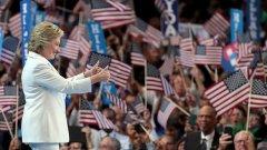 Според последните проучвания в САЩ разликата между двамата кандидати е минимална в полза на Клинтън