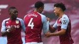 Гол на Оли Уоткинс донесе трите точки за Астън Вила срещу Арсенал