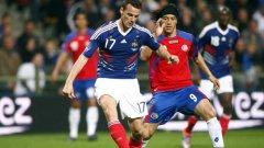 Себастиен Скилачи има само 20 мача за Франция, но при Лоран Блан това бързо ще се промени