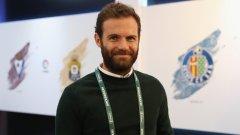 Хуан Мата има за цел да събере 1% от заплатите на всички футболисти в света и да ги дарява за благотворителност