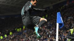 Педро се оказа златната резерва и изпрати Челси на полуфинал