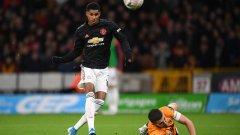 Манчестър Юнайтед и Уулвърхемптън ще преиграват двубоя си от третия кръг на ФА Къп