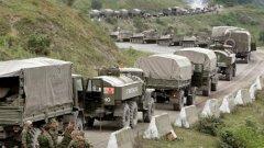 В рамките на внезапна проверка руските военните части в Източния военен окръг са били приведени във висша степен на бойна готовност