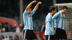 Аржентина е зависима от Меси, смята Кемпес