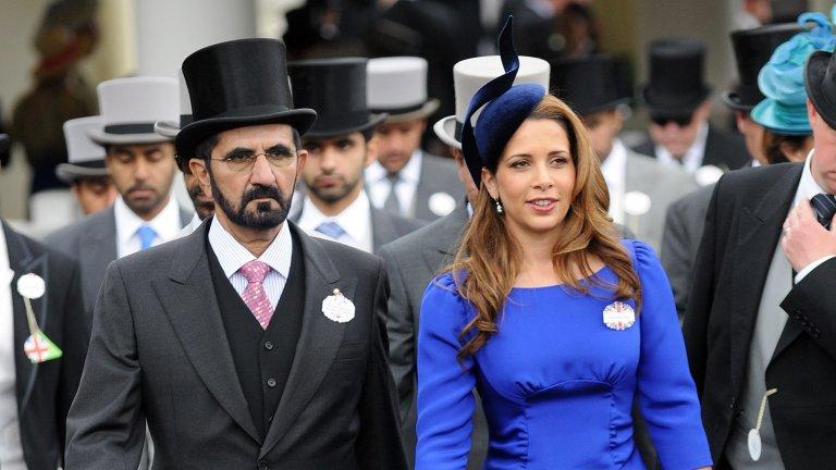 Принцеса Хая постигна малка, но важна победа в съда, докато се опитва да спечели делото си срещу шейх Мохамед от Дубай за попечителство над децата им