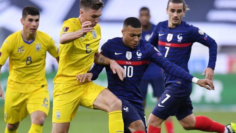 Французите се изложиха в първия си мач от групата