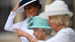 Облеклото на Мелания и Иванка Тръмп напомня за златните времена на Доналд